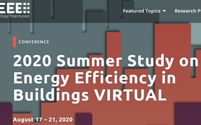 3 ACEEE Summer Study 2020 Papers