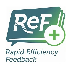 Introducing REF+. Finally, smart technology that saves time!